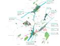 Plan général de Mulhouse Diagonales