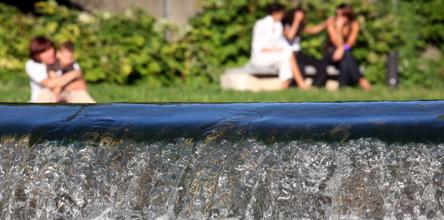 L'eau source de bien-être