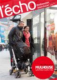 Ensemble dessinons Mulhouse Grand Centre - Supplément de janvier 2013 de l'Echo mulhousien