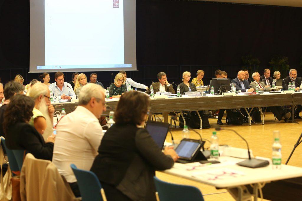 Conseil Municipal Mulhouse