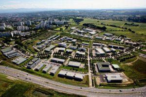 développement économique à Mulhouse