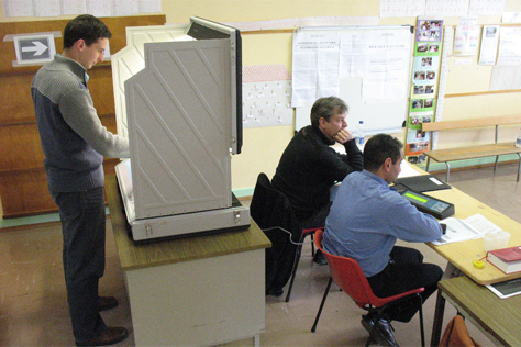 Procédure de vote