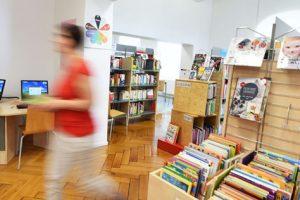 Bibliothèques et médiathèques de Mulhouse