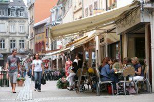 Commerce et artisanat à Mulhouse