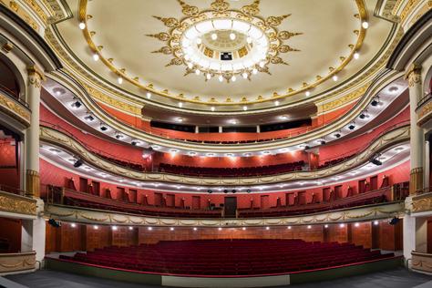 Théâtre de la Sinne à Mulhouse, salle de spectacle  Ville de Mulhouse
