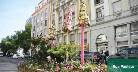 L'arbre en ville - rue Pasteur