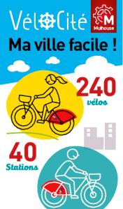 Dépliant Vélocité - 2017