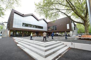 Ecole Cour De Lorraine