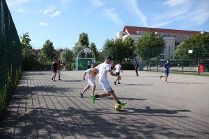 Plateaux sportifs à Mulhouse