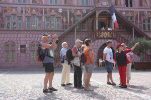Tourisme, touristes