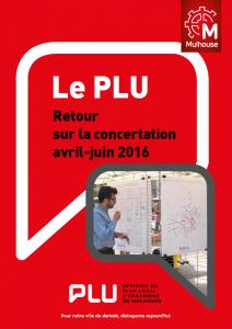 PLU : retour sur la concertation avril-juin 2016