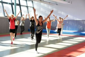 PSO Pratiques Sportives Ouvertes - Fitness