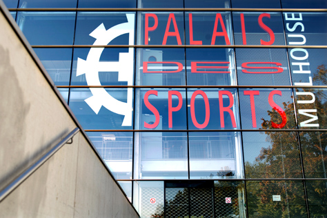 Palais des sports