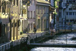 Coopération transfrontalière :Freiburg