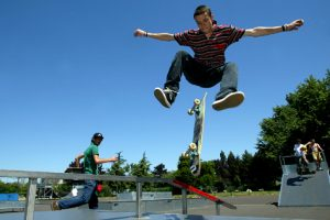 Skatepark de Mulhouse