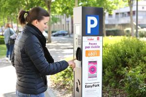 Tarifs de stationnement à Mulhouse