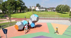 Parc Wagner à Mulhouse