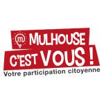 Logo Mulhouse C'est Vous sur fond blanc