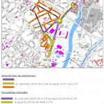 Tour de France - Mulhouse - Restrictions de circulation - zone 1