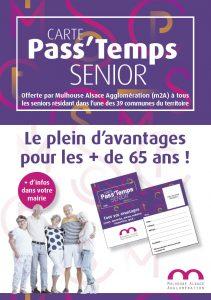Carte Pass'Temps Senior