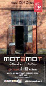 Programme du Festival Motàmot Mulhouse 2019