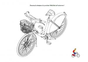Gabarit du jeu concours VéloCite