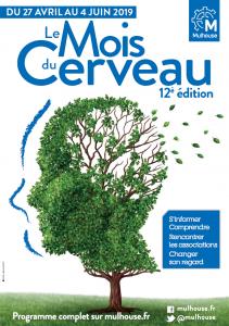 Programme du Mois du Cerveau 2019 à Mulhouse