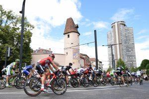 Tour de France à Mulhouse- photo Catherine Kohler