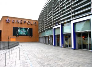 Photo illustrant le Kinepolis