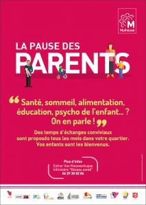 Santé - La pause des parents