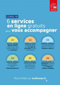 Covid - Services en ligne