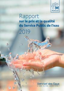 Service de l'Eau : Rapport annuel 2020